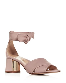 MARION PARKE - Women's Bella Block-Heel Sandals