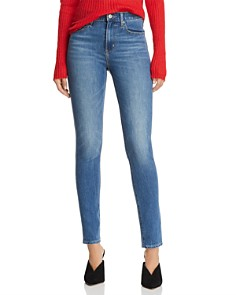 Levi's - 721 High Rise Skinny Jeans in L.O.L.