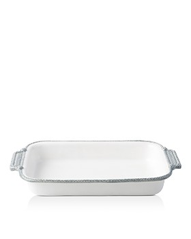 Juliska - Le Panier Grey Mist Rectangular Baking Dish - 100% Exclusive