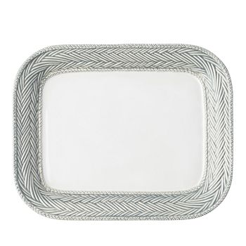 "Juliska - Le Panier Grey Mist 11.5"" Platter - 100% Exclusive"
