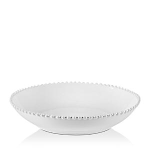 Costa Nova White Pearl Salad Bowl