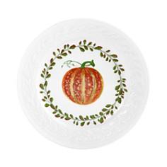 Bernardaud - Louvre Thanksgiving Dessert/Salad Plate