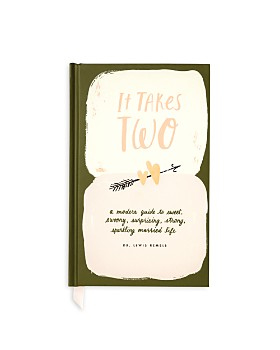 kate spade new york - Two Hearts Bridal Notebook