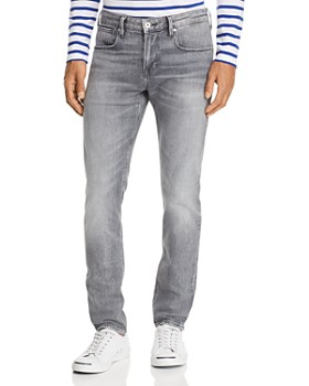 Scotch & Soda - Tye Straight Slim Fit Jeans in Ice Peak