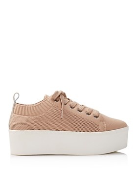 AQUA - Women's Picky Mesh Lace-Up Sneakers - 100% Exclusive