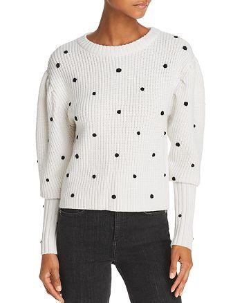 Paper London - Rocket Dot Sweater