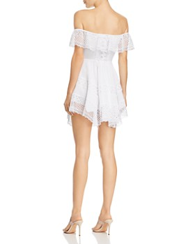 Charo Ruiz Ibiza - Vaiana Off-the-Shoulder Dress