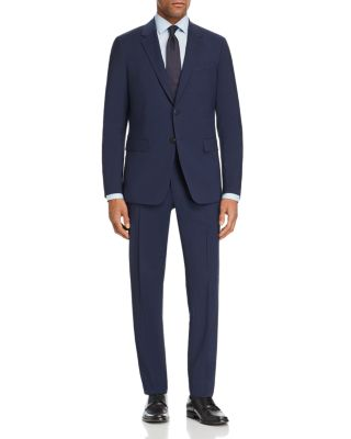 Mayer Tonal Tic-Stripe Slim Fit Suit Pants