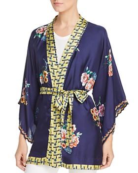 8d258a6c634 Johnny Was - Zuki Silk Wrap Kimono ...