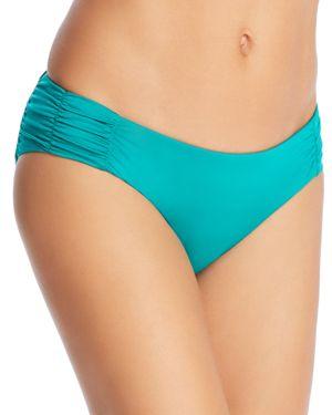 SOLUNA Color Run Bikini Bottom in Aquarius