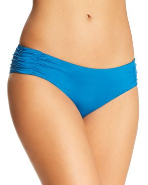 SOLUNA Color Run Bikini Bottom in Blue Moon