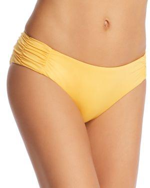 SOLUNA Color Run Bikini Bottom in Sunshine