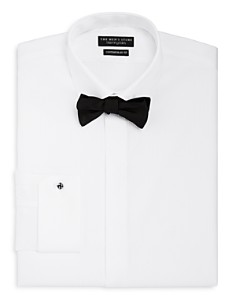 The Men's Store at Bloomingdale's - Regular Fit Tuxedo Shirt with Removable Stud