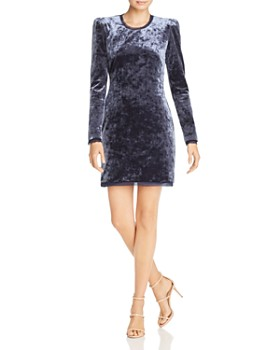 Rachel Zoe - Tay Velvet Dress - 100% Exclusive