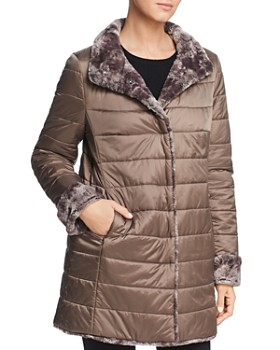 BASLER - Reversible Faux Fur Coat