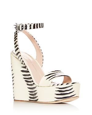 Giuseppe Zanotti Women's Gypsy Wedge Platform Sandals