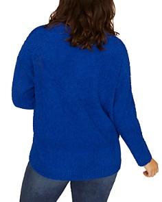 Sanctuary Curve - Teddy Textured Sweater