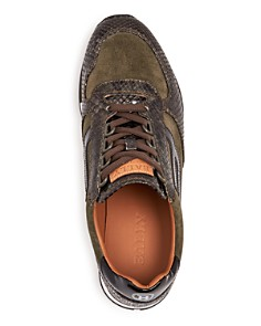 Bally - Men's Gavino Suede Low-Top Sneakers