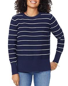 NYDJ - Crewneck Stripe Sweater
