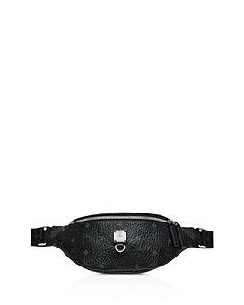 MCM - Fursten Visetos Small Belt Bag