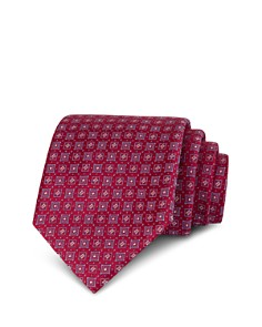 The Men's Store at Bloomingdale's - Dot & Box Silk Classic Tie - 100% Exclusive