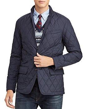 Polo Ralph Lauren - Quilted Sportscoat - 100% Exclusive