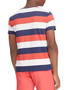 Polo Ralph Lauren - Washed Stripe-Pattern Pocket Tee