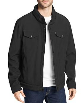 Levi's - Classic Stand-Collar Trucker Jacket