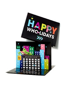 Bloomingdale's - Happy Wholidays Gift Cards
