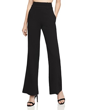 BCBGeneration - High-Rise Flared Pants