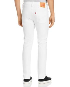 Levi's - 511 Slim Fit Jeans in White Bull