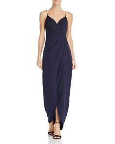 Bariano - Eden Draped Dress