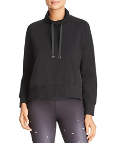 kate spade new york - Mixed-Media Sweatshirt