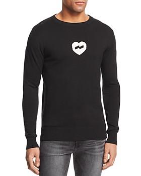 Banks Journal - Heart Instarsia Sweater