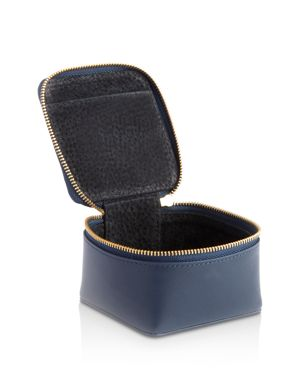 Royce New York Leather Trinket Case