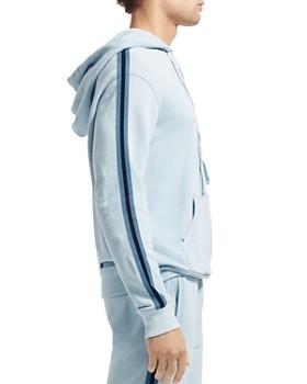 ATM Anthony Thomas Melillo - Contrast-Stripe Hooded Sweatshirt