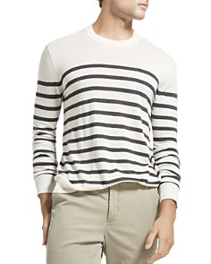 ATM Anthony Thomas Melillo - Breton Striped Sweater
