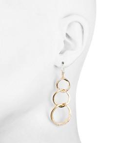 Carolee - Triple Link Linear Earrings