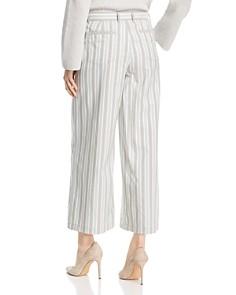 Lafayette 148 New York - Fulton Stripe Gaucho Pants