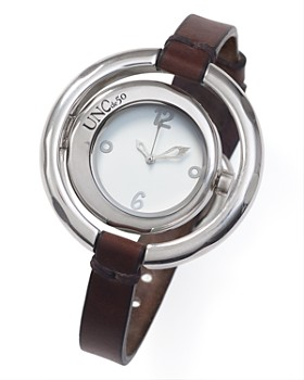 Uno de 50 - A Tiempo Moving Case Watch, 50.8mm x 50.8mm