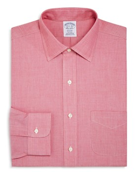 Brooks Brothers - Micro-Solid Classic Fit Dress Shirt