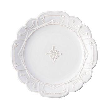 Juliska - Jardins du Monde Whitewash Dinner Plate