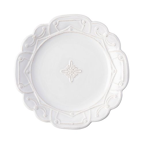 Juliska - Jardins du Monde Whitewash Dinner Plate