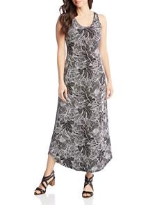 Karen Kane - Floral Print Maxi Dress