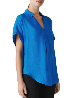 Whistles Lea Tunic Top