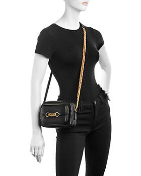 Burberry - Leather Link Camera Bag