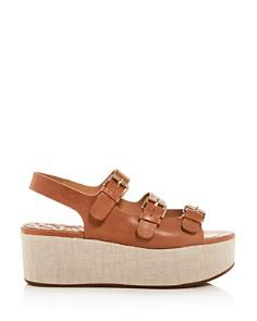 Chie Mihara - Women's Olaf Slingback Platform Sandals