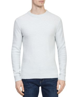 Reiss Motion Mouline Crewneck Sweater