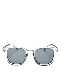 Le Specs - Men's No Biggie Square Sunglasses, 49mm