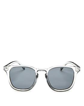 b071c502ed Le Specs - Men s No Biggie Square Sunglasses